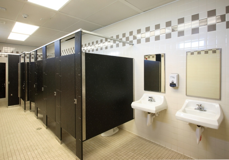 stagg high school concession restroom complex enviroplex