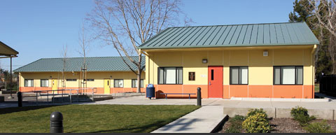 King Child Center Facility